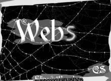 蛛网、蜘蛛网效果PS笔刷素材下载