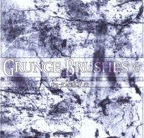 39种破旧污渍、墙壁污迹纹理效果PS笔刷素材