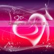 梦幻恋爱、爱心图案PS情人节心形笔刷