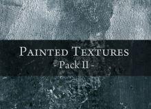 油漆、水泥、腻子等墙面纹理材质PS笔刷下载(JPG图片格式)