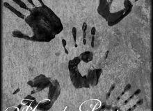 恐怖血手印、手掌印、掌印痕迹PS笔刷下载