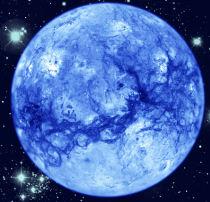 行星图案、宇宙背景装饰PS笔刷素材