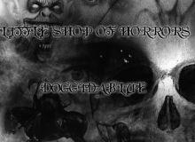 恐怖僵尸、丧尸、邪恶怪兽PS笔刷素材