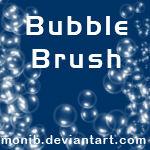 水中泡泡、气泡、泡泡效果PS笔刷下载
