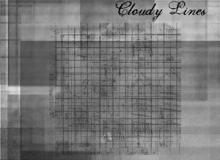 废旧的网格纹理效果、残破的图纸风格PS背景笔刷