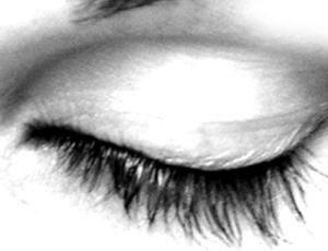 8种大眼睛图像PS笔刷素材