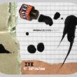 墨水痕迹、滴溅效果PS笔刷下载