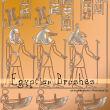 埃及壁画图案PS笔刷下载