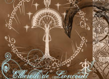 中东风格的印花图案装饰PS笔刷下载