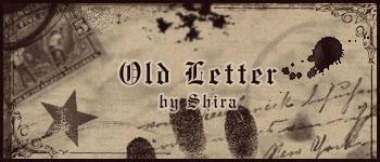 旧邮戳、指纹、血迹等素材PS笔刷下载