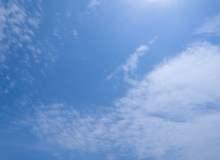 蓝天白云高清6240*4160分辨率PS图片素材下载
