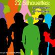 22种欧美人像社交轮廓图形PS笔刷素材