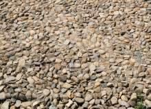 2张高清分辨率鹅卵石水泥路面纹理PS背景路面素材(JPG图片格式)