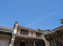 老房子与天空照片免费下载(高清图片,免费商用版权)