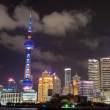 上海外滩东方明珠夜景照片  – 免费正版图片下载