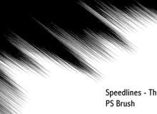 高能射线纹理背景PS笔刷