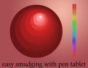 涂抹纹理类PS笔刷