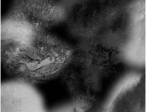 宇宙空间纹理、星云背景材质PS笔刷