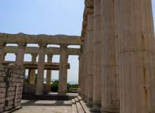 断壁残垣罗马柱照片 –  免费正版图片下载