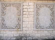 4K石雕装饰背景图片下载