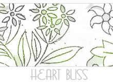 幼稚风格的植物花纹PS笔刷