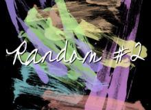 油漆刷子、水墨画笔痕迹PS颜料笔刷
