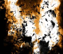 12种高清燃烧阴影、焚烧效果PS笔刷