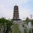 中国神州塔、神话塔、传统建筑塔高清图片免费下载