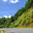 绿色青山照片背景素材